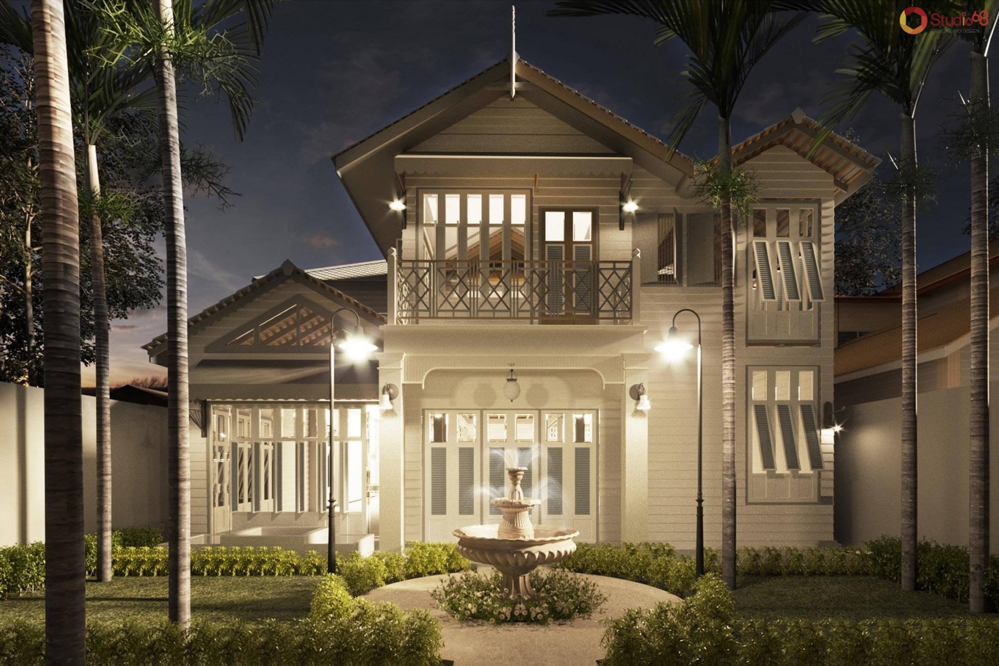 Wynn Villa รีโนเวลโรงแรม รีสอร์ท