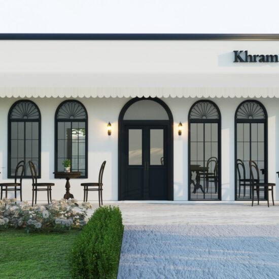 khram cafe prachuap Khiri khan